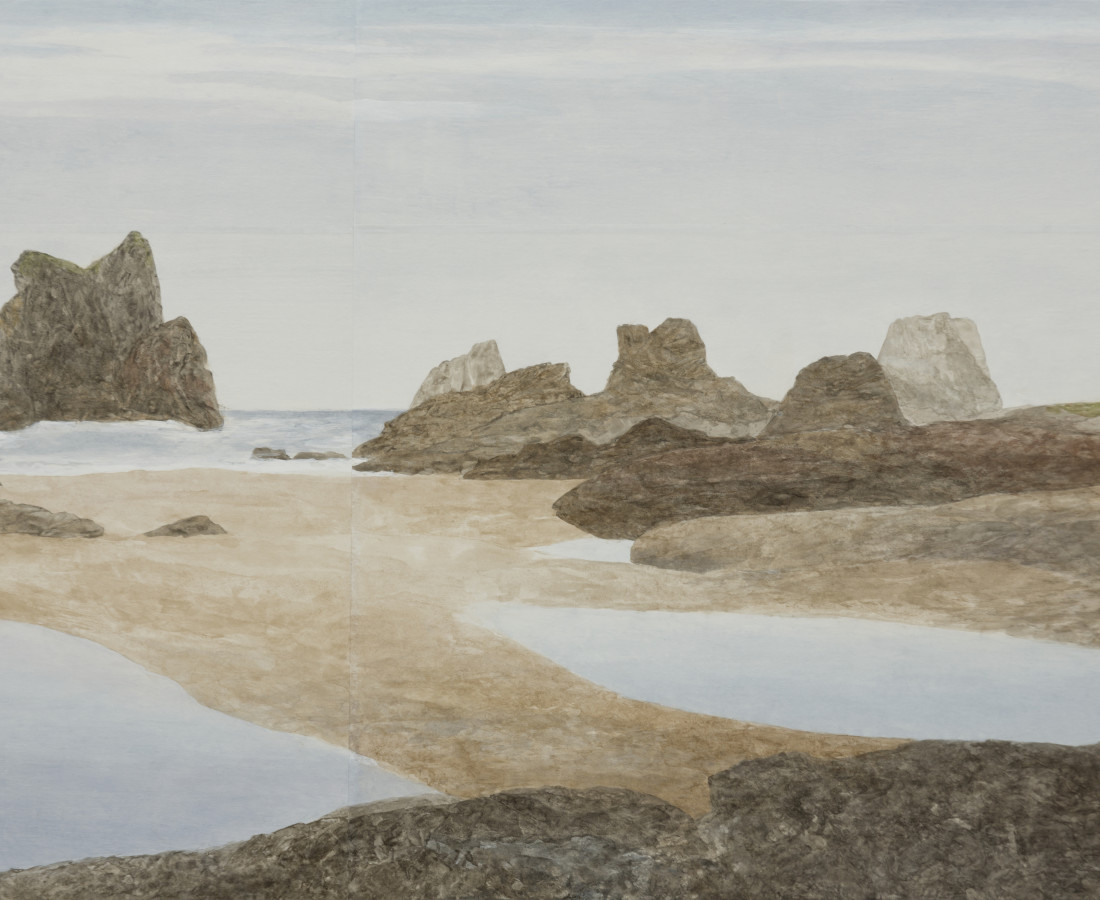 Gwen Davidson, Crescent Beach (South) II, 2019