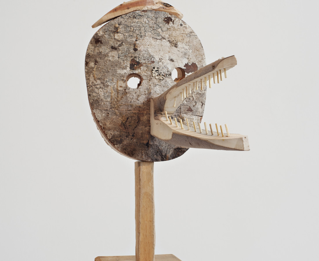 Rick Bartow, Horrible Crow, 2014