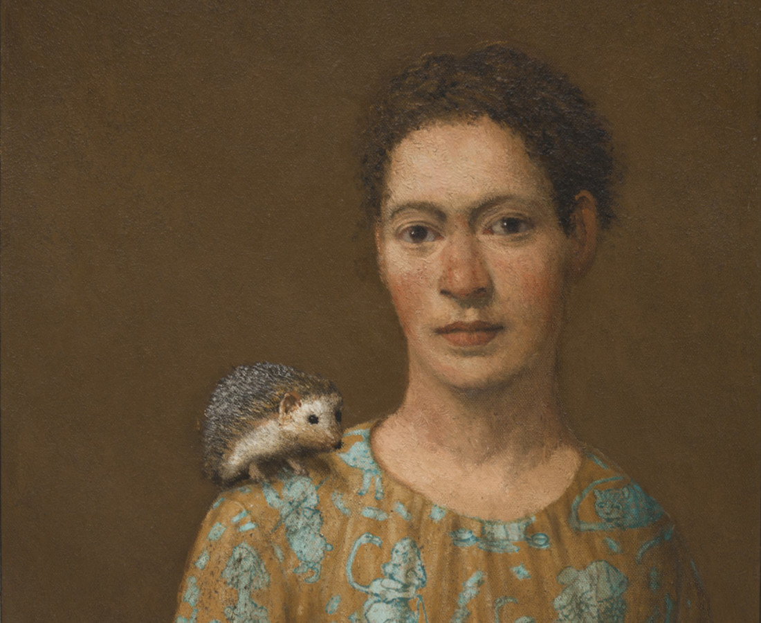 Katherine Ace, My Little Hedgehog, 2017