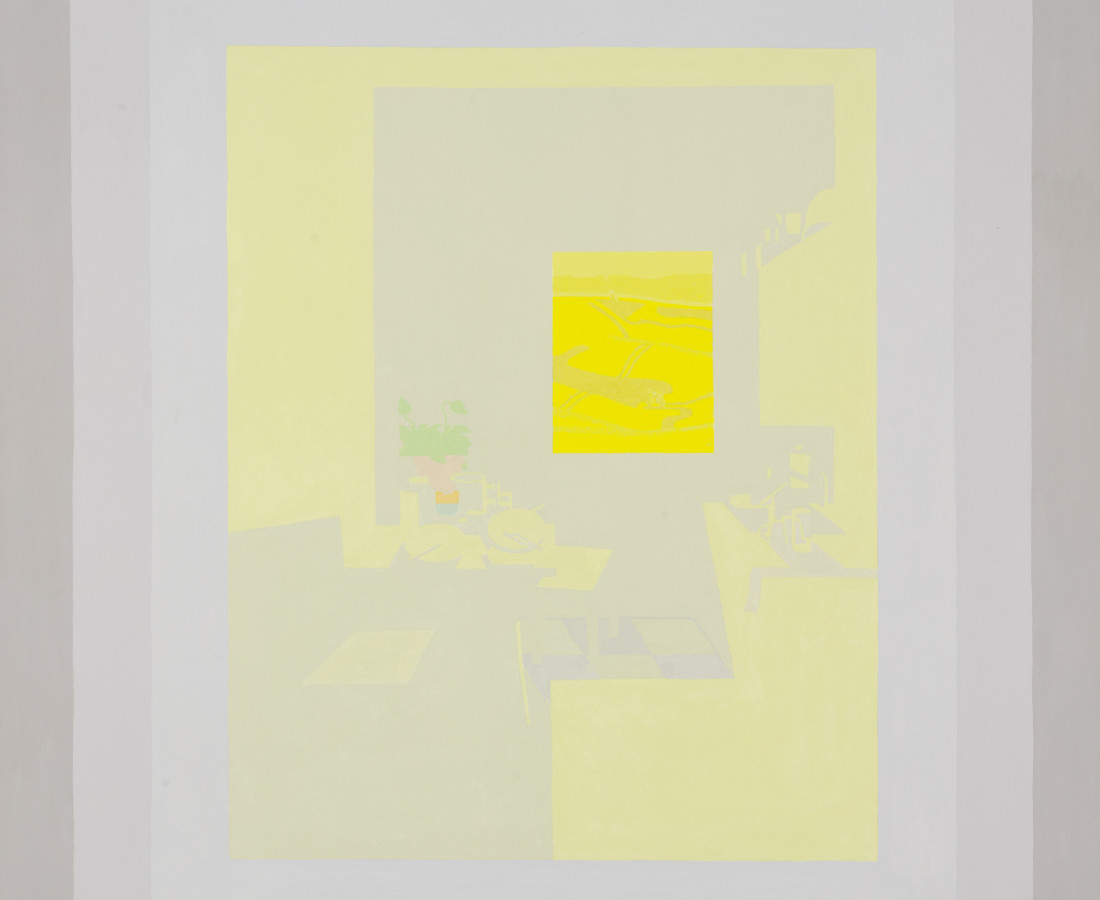 Benny Fountain, windowroom soft, 2018