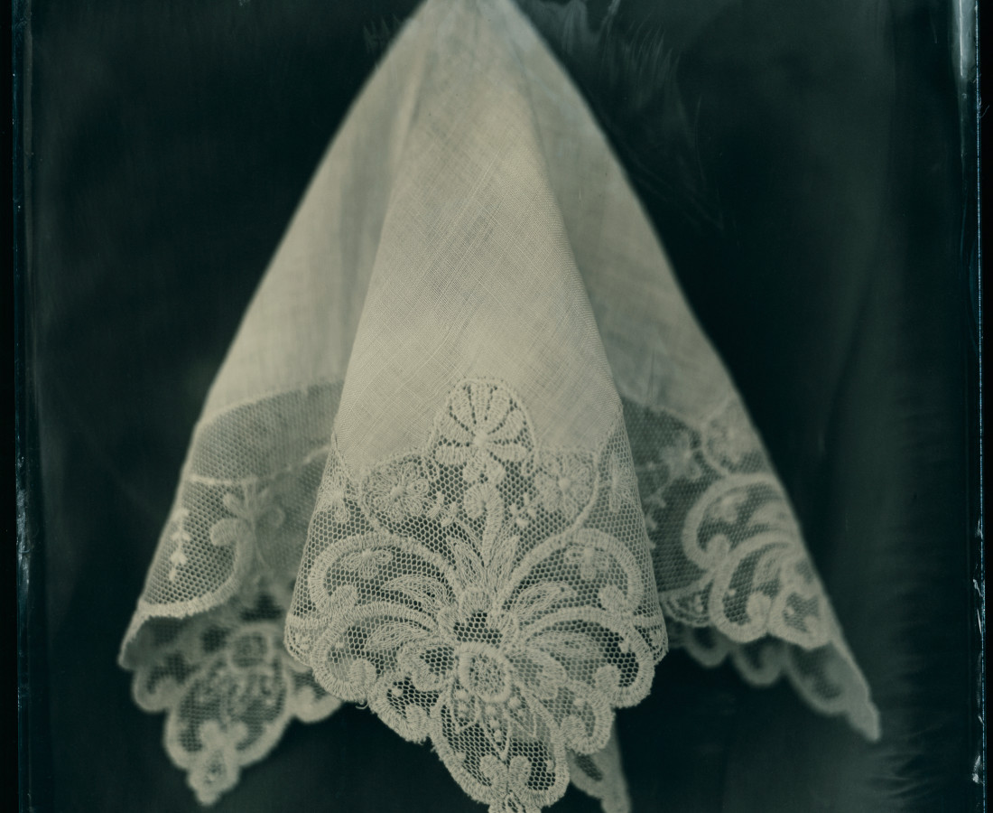 Susan Seubert, Handkerchief 18, 2019