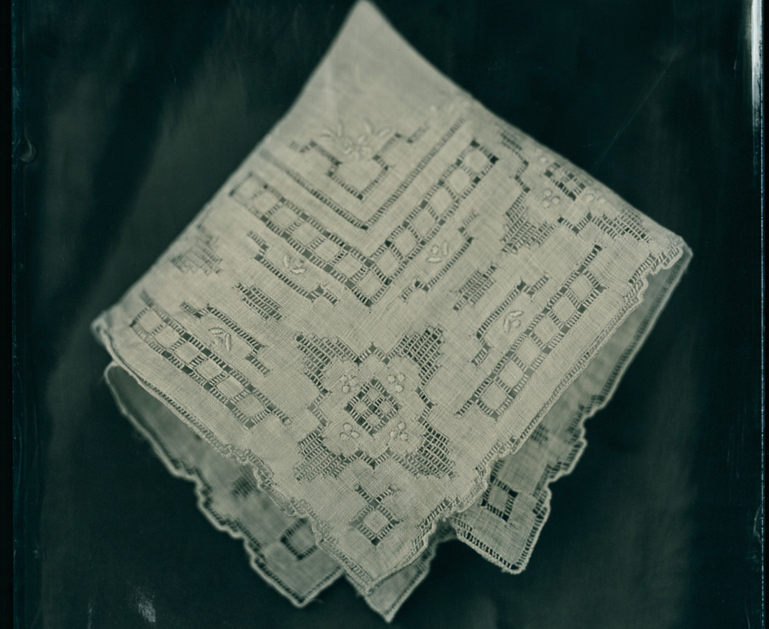 Susan Seubert, Handkerchief 17, 2019