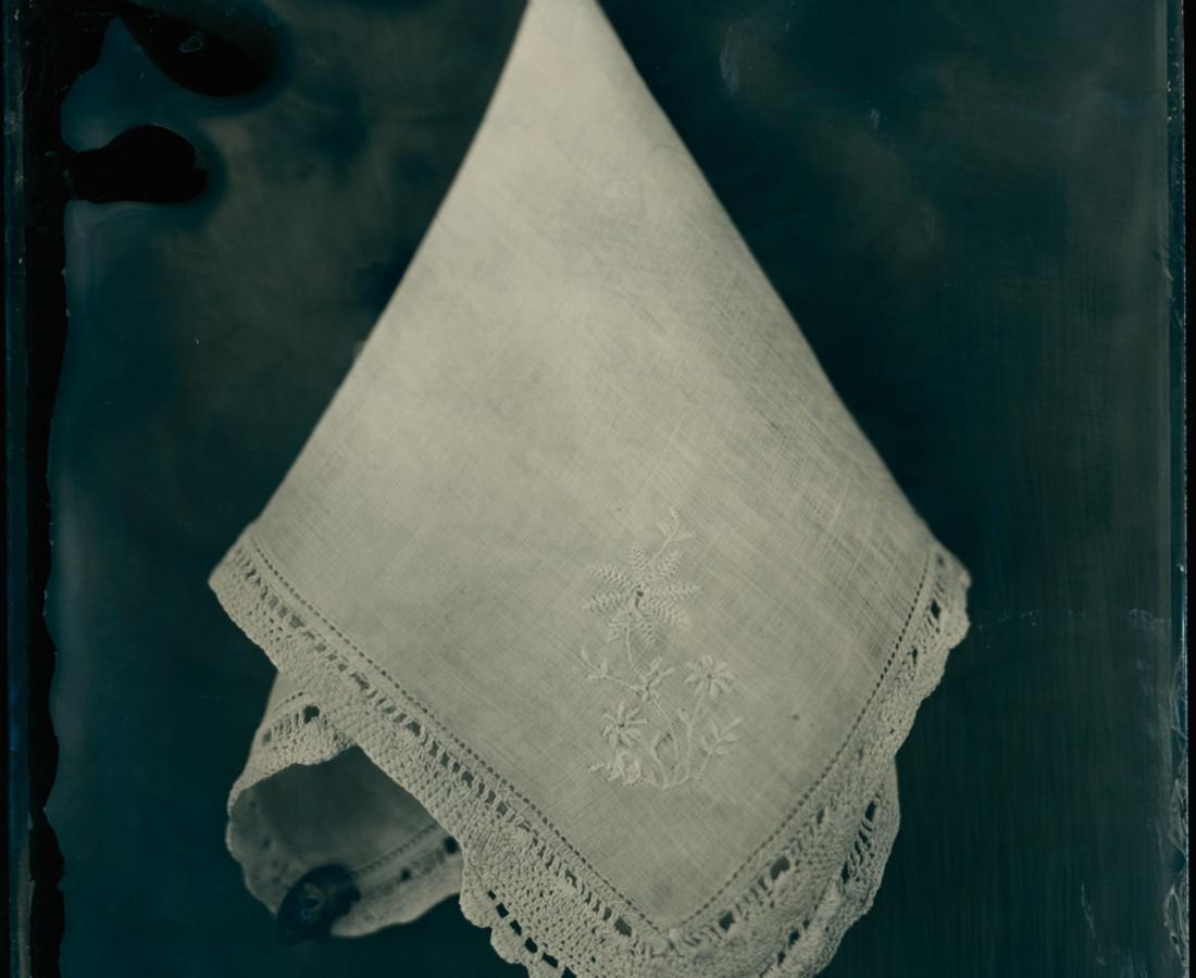 Susan Seubert, Handkerchief 1, 2019