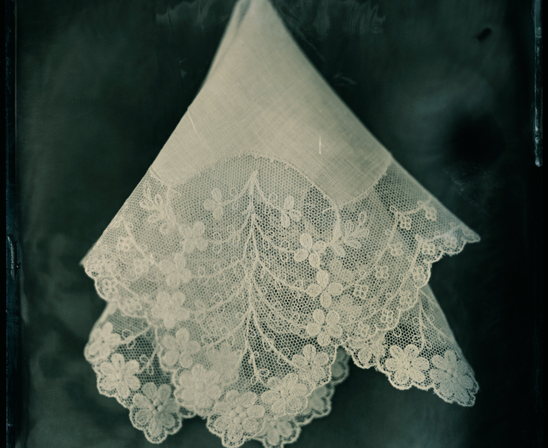 Susan Seubert, Handkerchief 15, 2019