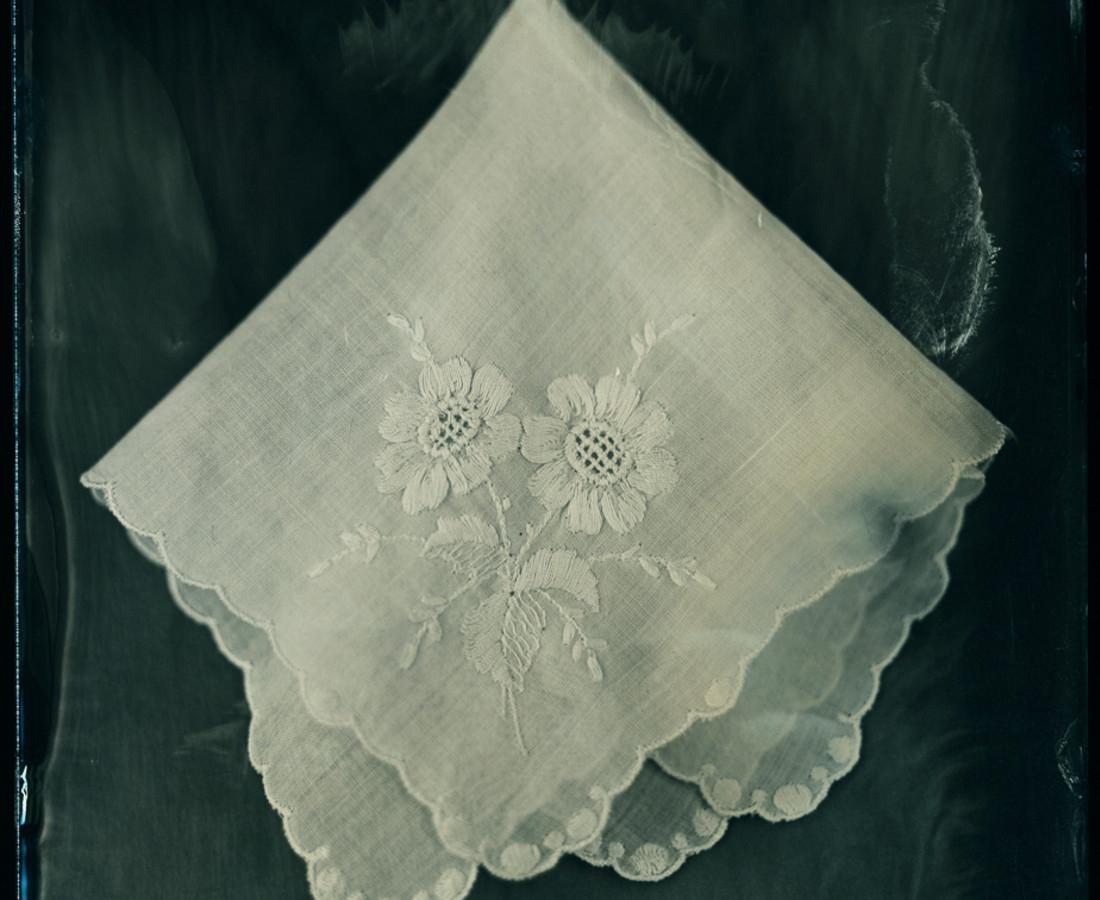 Susan Seubert, Handkerchief 16, 2019