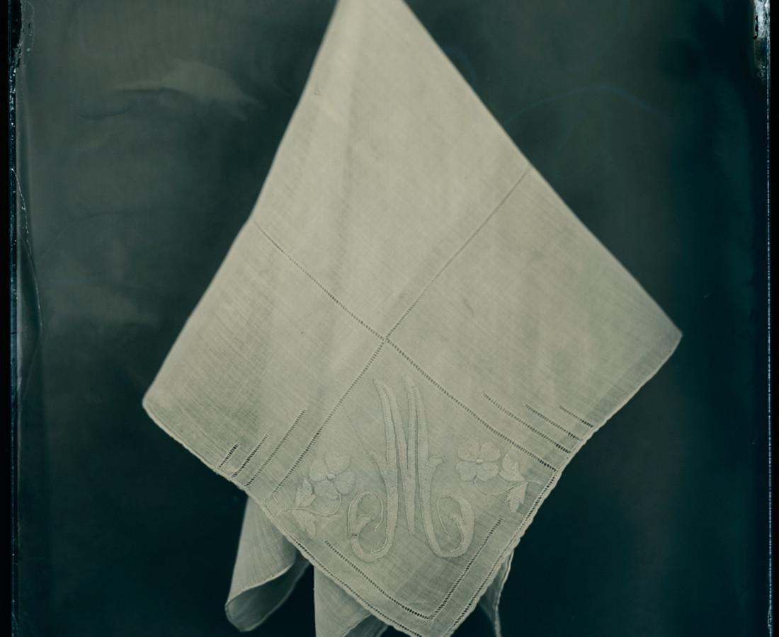 Susan Seubert, Handkerchief 7, 2019