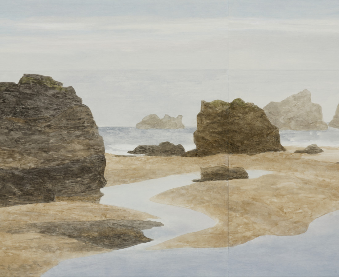 Gwen Davidson, Crescent Beach (South) I, 2019