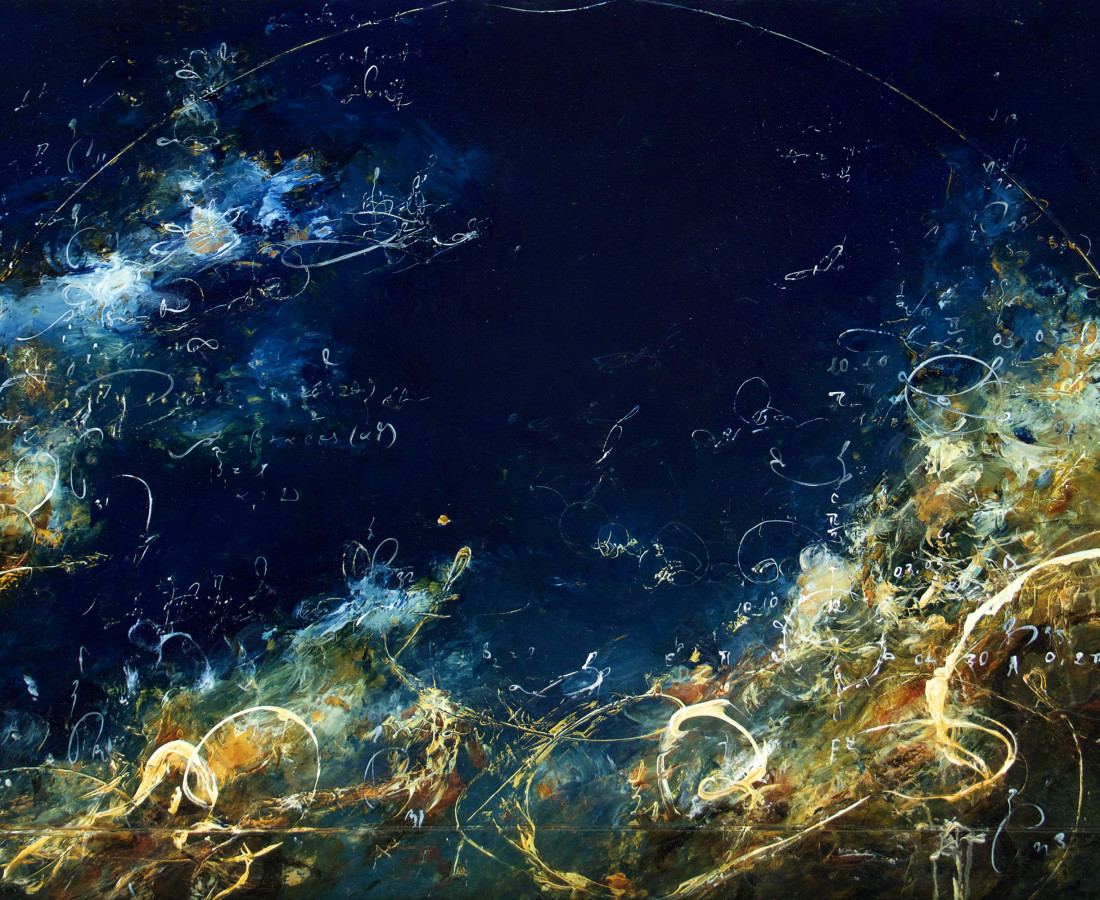 Michael Schultheis, The Quickening of Ceva, Night, 2019