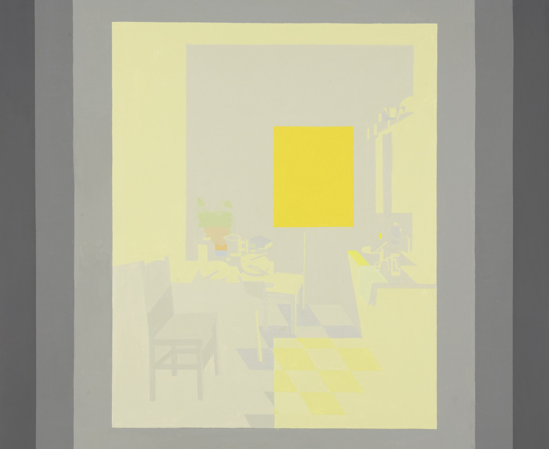 Benny Fountain, windowroom radiant, 2018