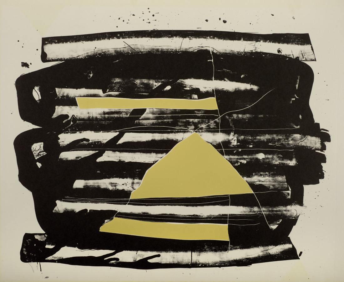Maltby Sykes (1911 - 1992), Yellow Mountain