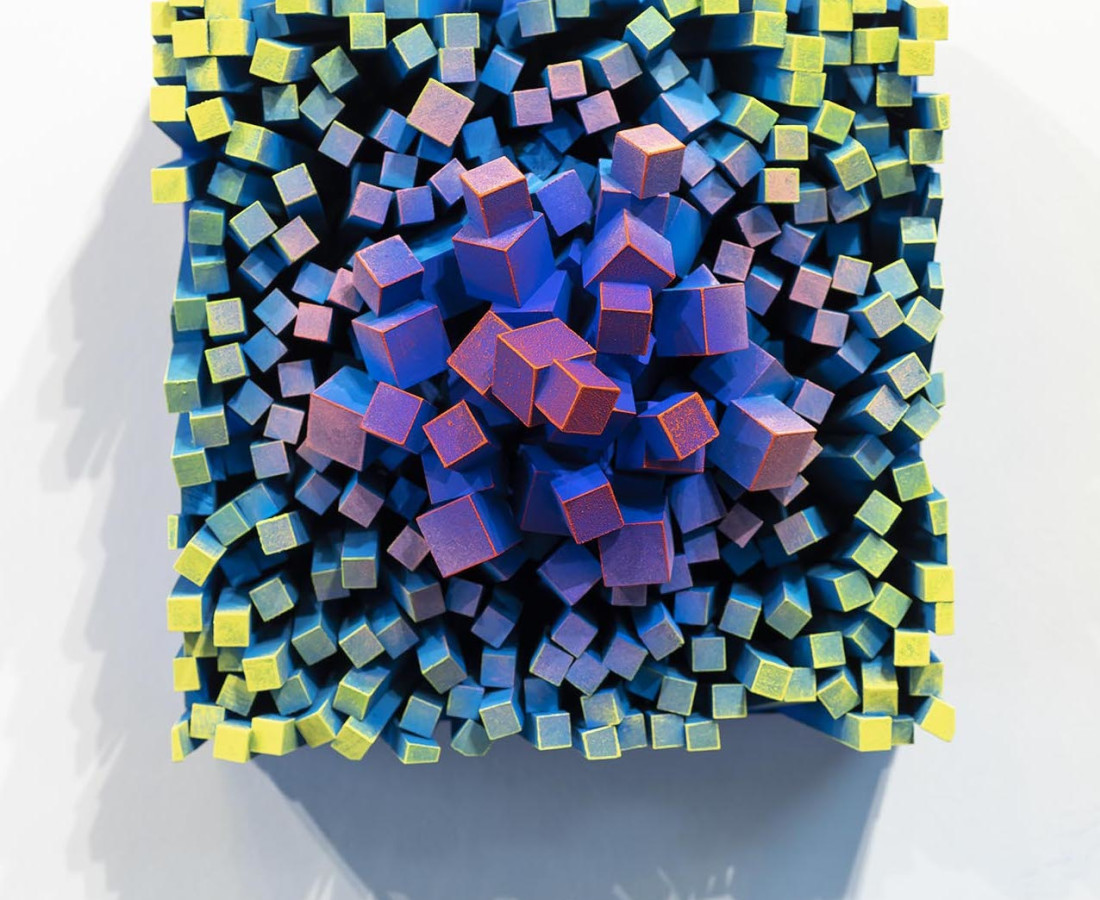 Gil Bruvel, Bending the Line Series, #38