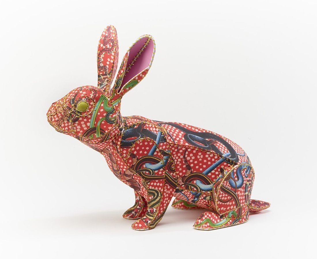 Anne Lemanski, A Rabbit (Fear)