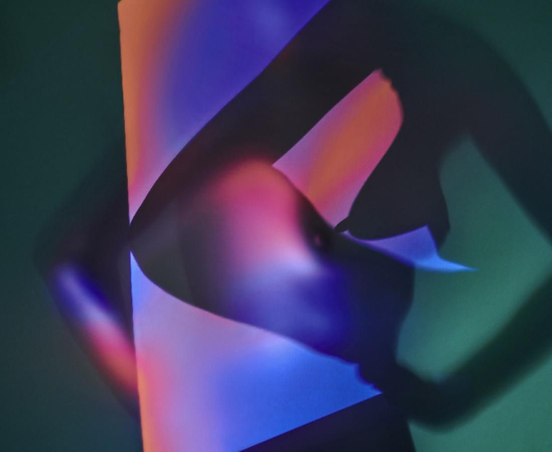 Carli Hermès, Distortion - Squared, 2018