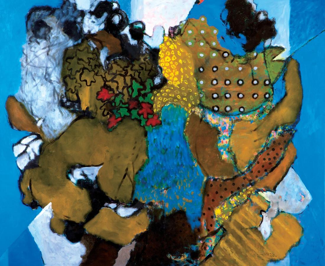 Rashid Al Khalifa, Metamorphosis IV, 1997