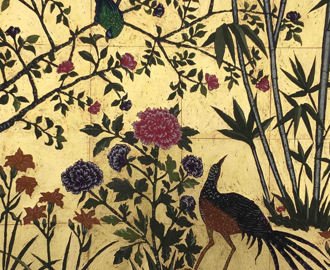 Jean Bardon, Asiatic Pheasant