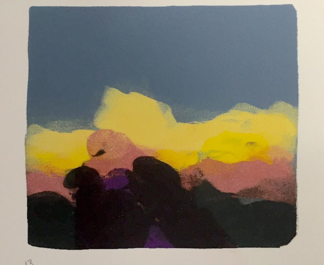 Bernadette Madden, Yellow Gorse