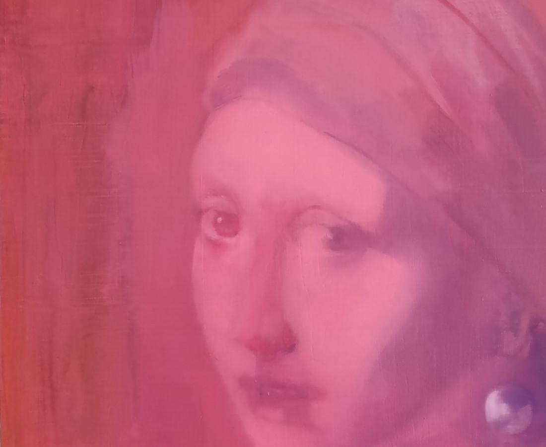 Helen O'Sullivan-Tyrrell, Pink Vermeer