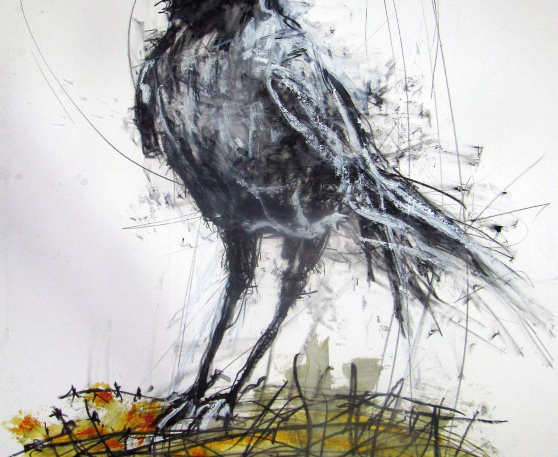 Margo Banks, Crow's First Summer