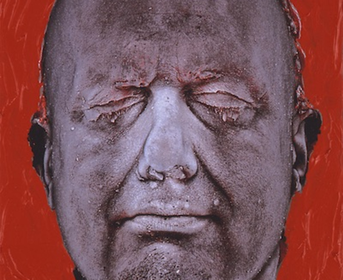 Marc Quinn, Self (Red), 2006