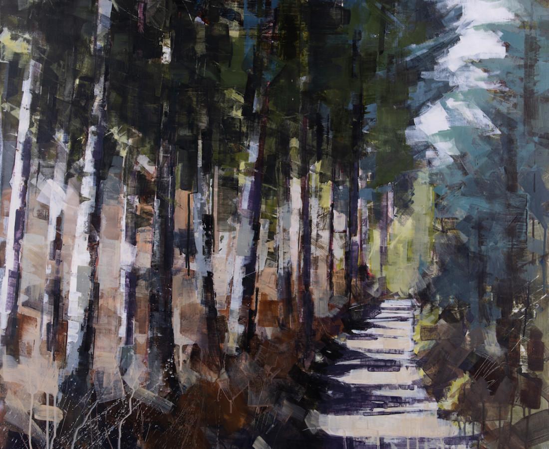 Bridget Flinn, Winter Walk