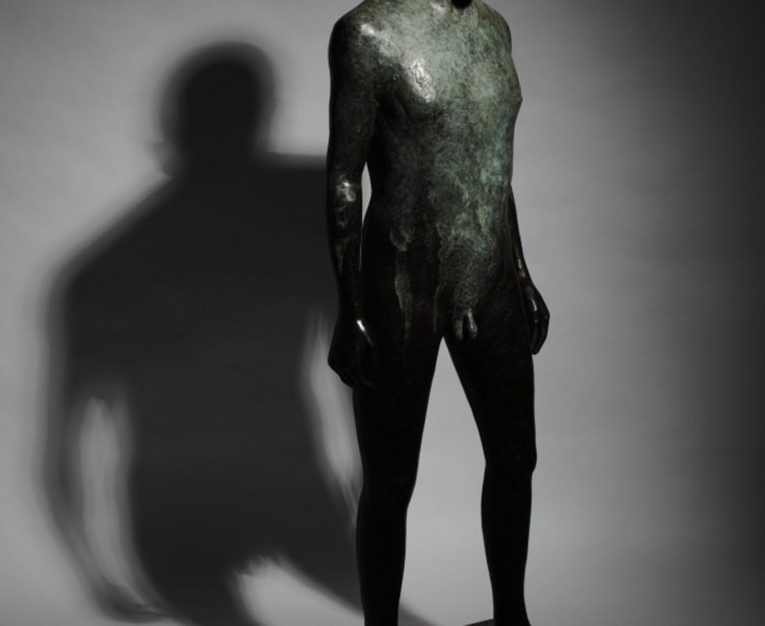 Anthony Scott RUA, Painted Warrior
