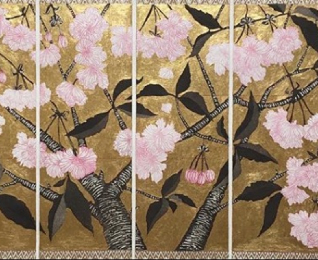 Jean Bardon, Under the Cherry Blossom
