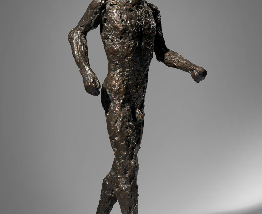 Elisabeth Frink, Walking Man, 1989