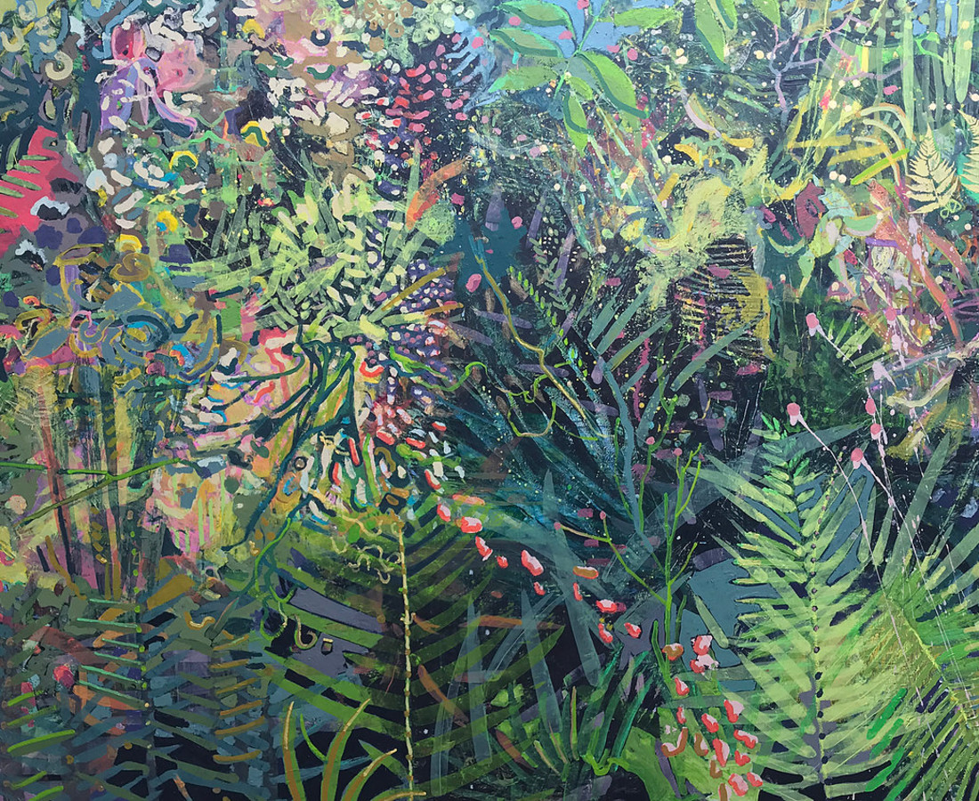 Frances Ryan, Kew Gardens 2, 2019