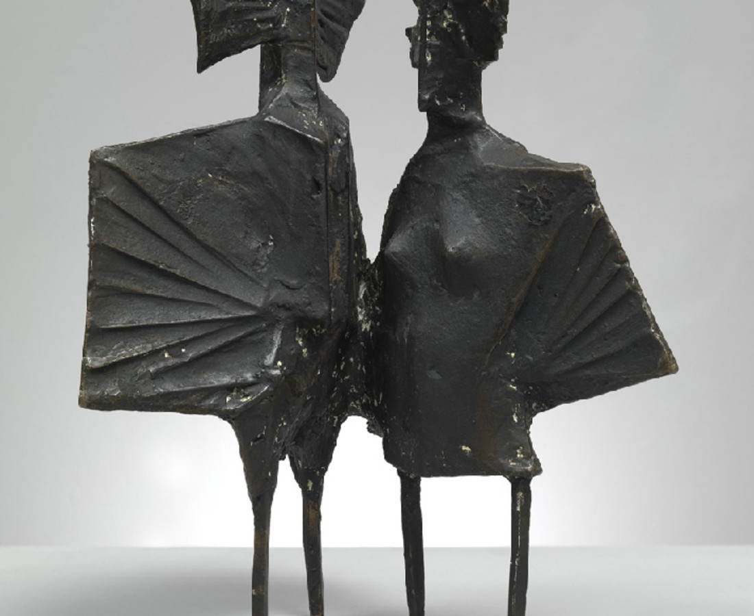 Lynn Chadwick, Winged Figures, 1970
