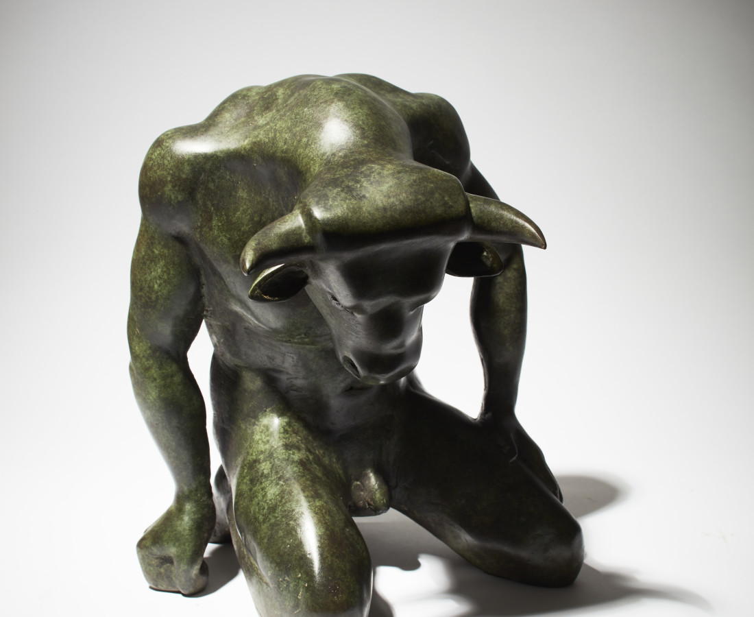 Anthony Scott RUA, Minotaur (End of Innocence)