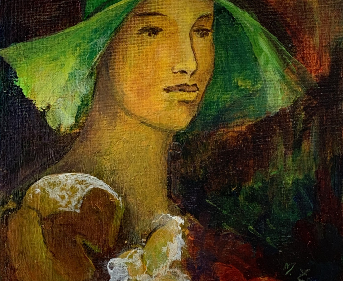 Margaret Egan, Listening, Looking