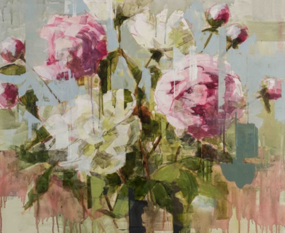 Bridget Flinn, Peony Rose I