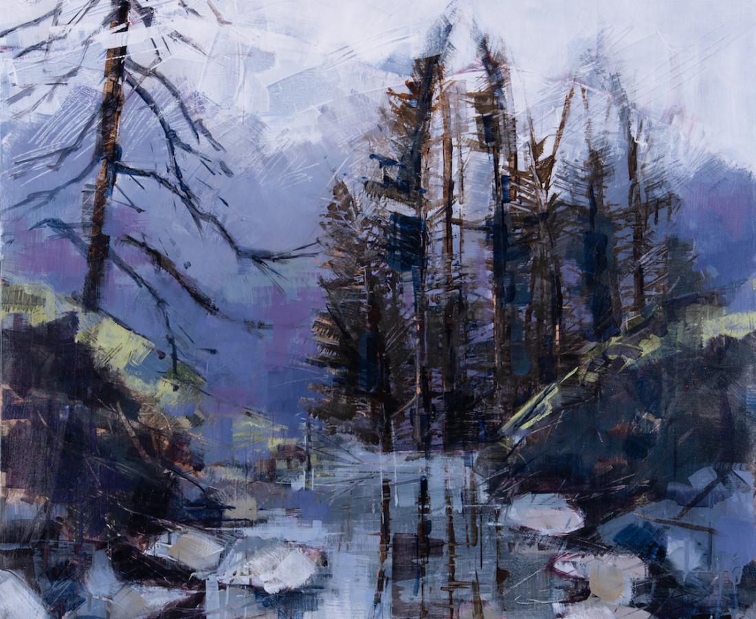 Bridget Flinn, Rydal Cave