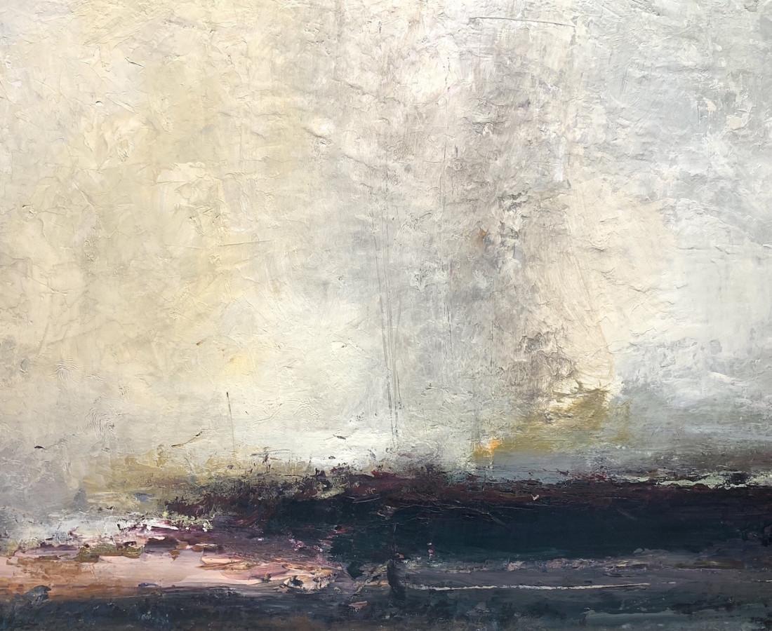 Carol Hodder, Coast III, 2018