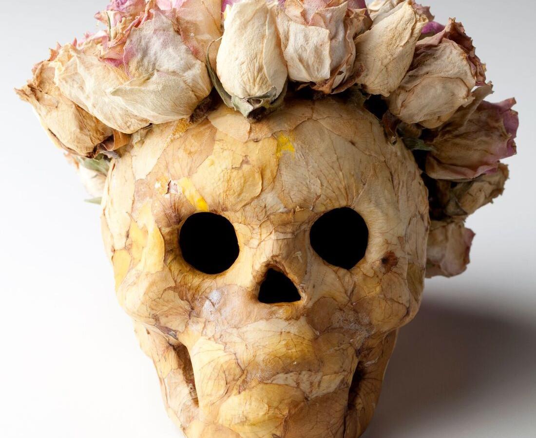 Cléa van der Grijn, Rose Skull