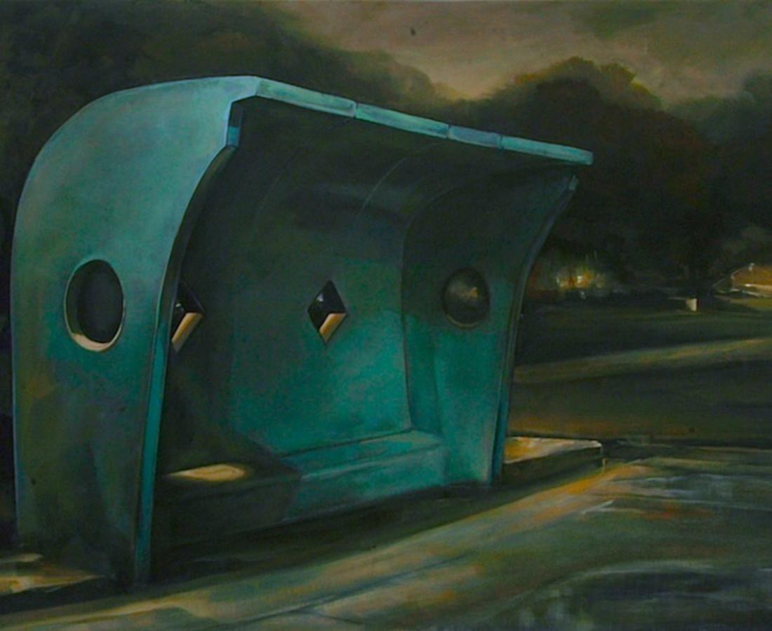 David KIng, Shelter i