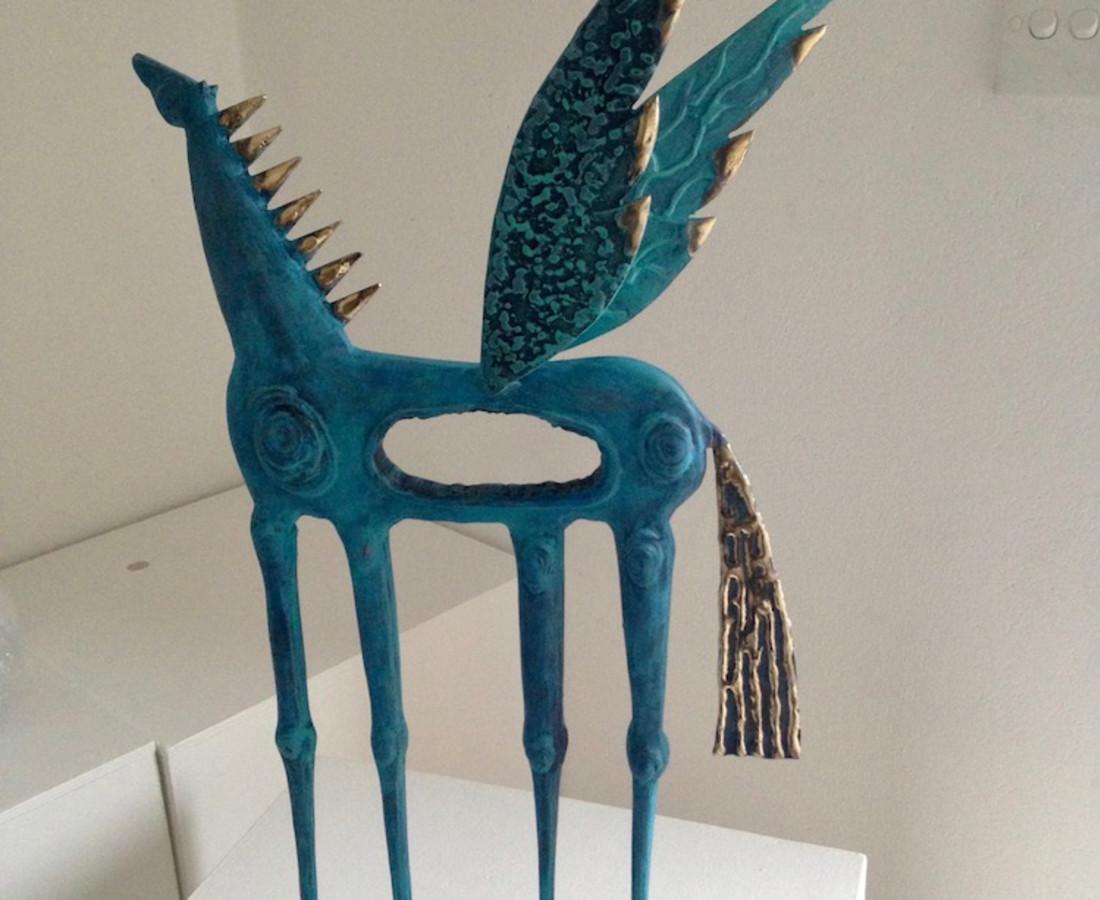 Ronan Halpin, Blue Horse II