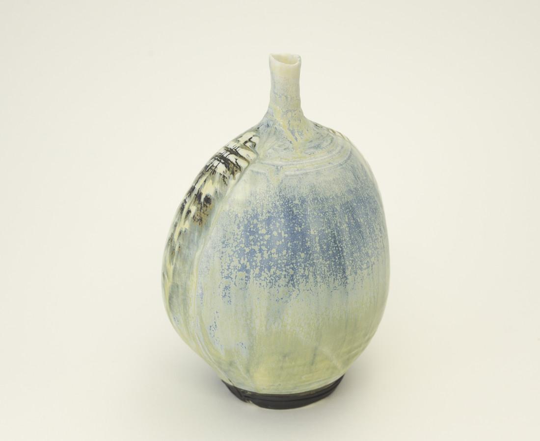 Hugh West, Oval Bottle Vase