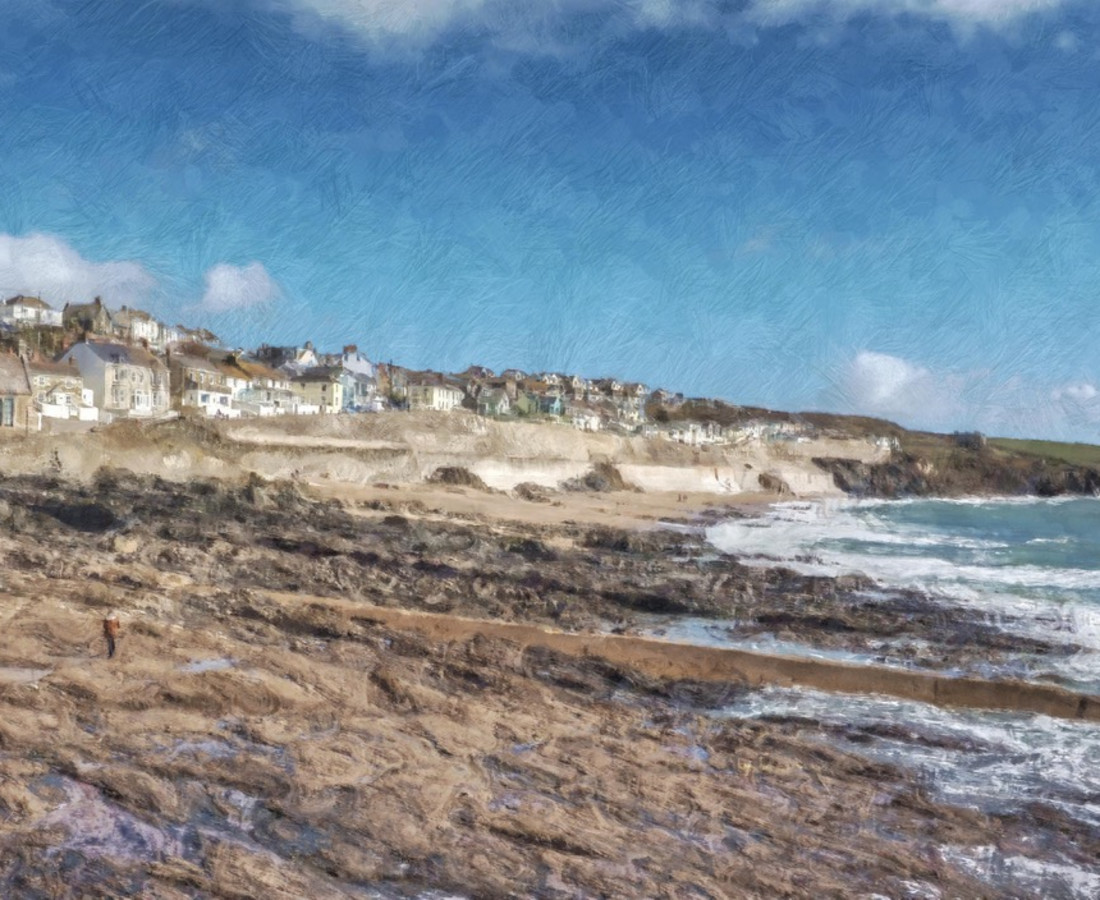 Hugh West, Porthleven
