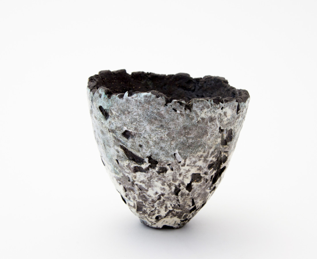 Paula Downing, Pinched Form Pot