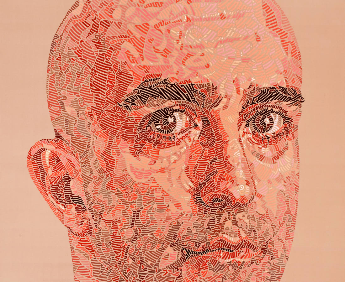 Farsad Labbauf, Self Portrait