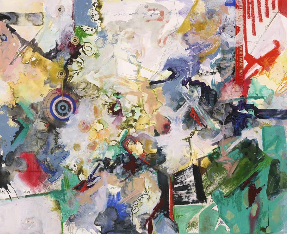 Antoinette Wysocki, Watch Your Back, 2016