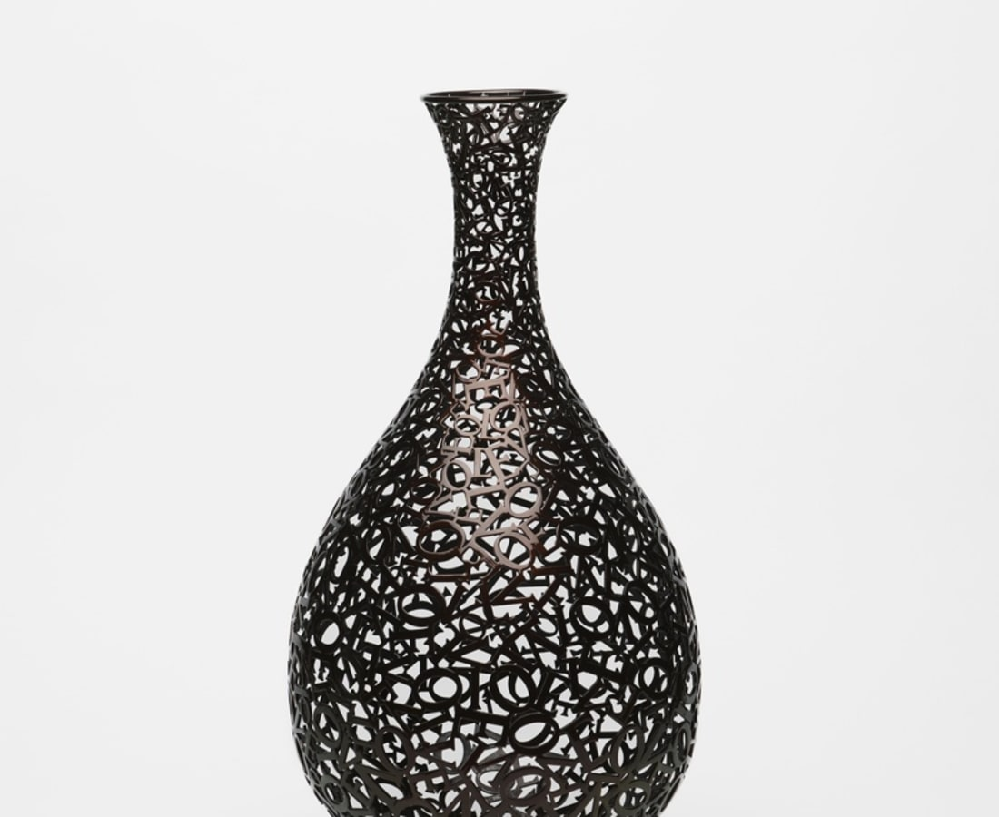 Byungjin Kim, Pottery - Love, 2012