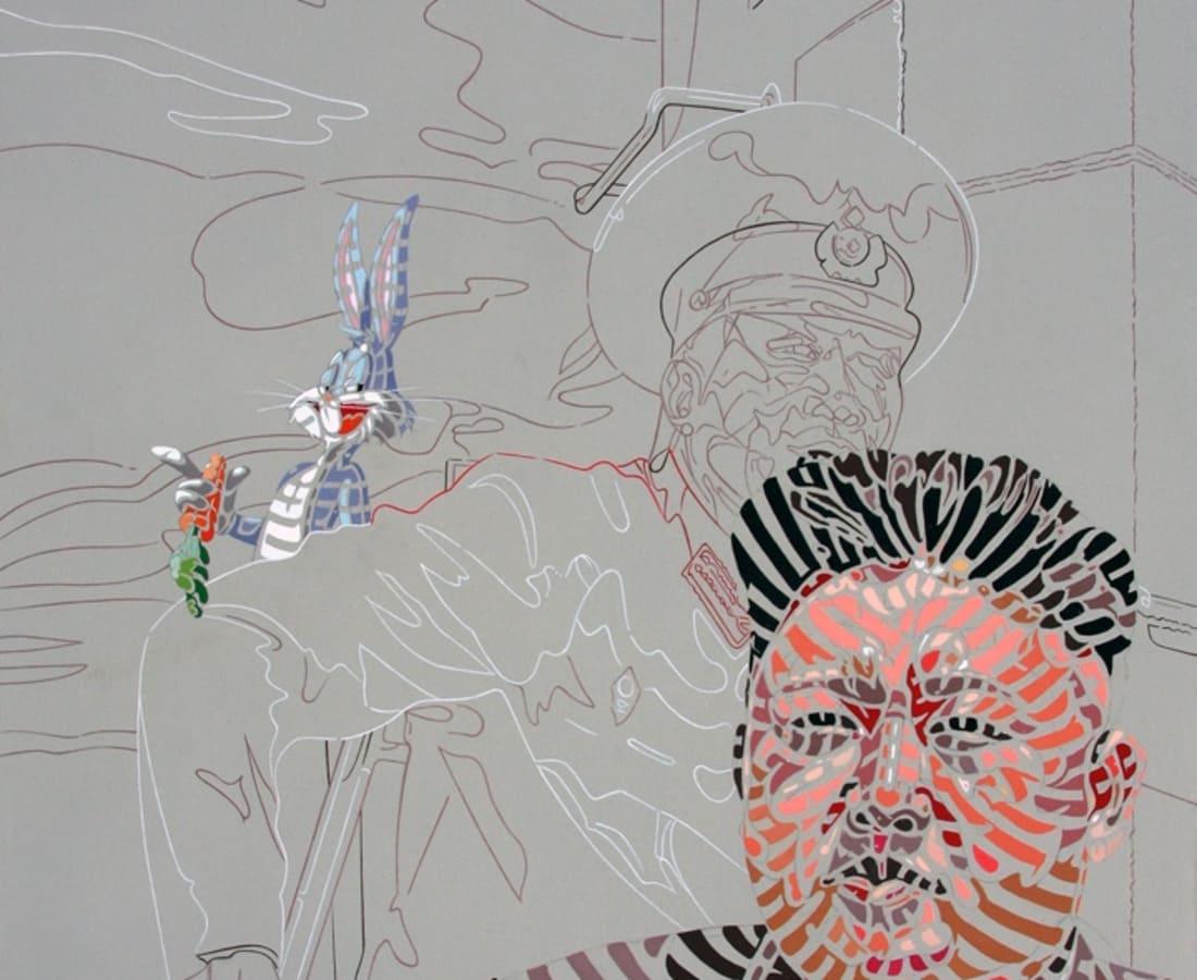 Farsad Labbauf, 'Oh, Sweet, Bitter World', 2016