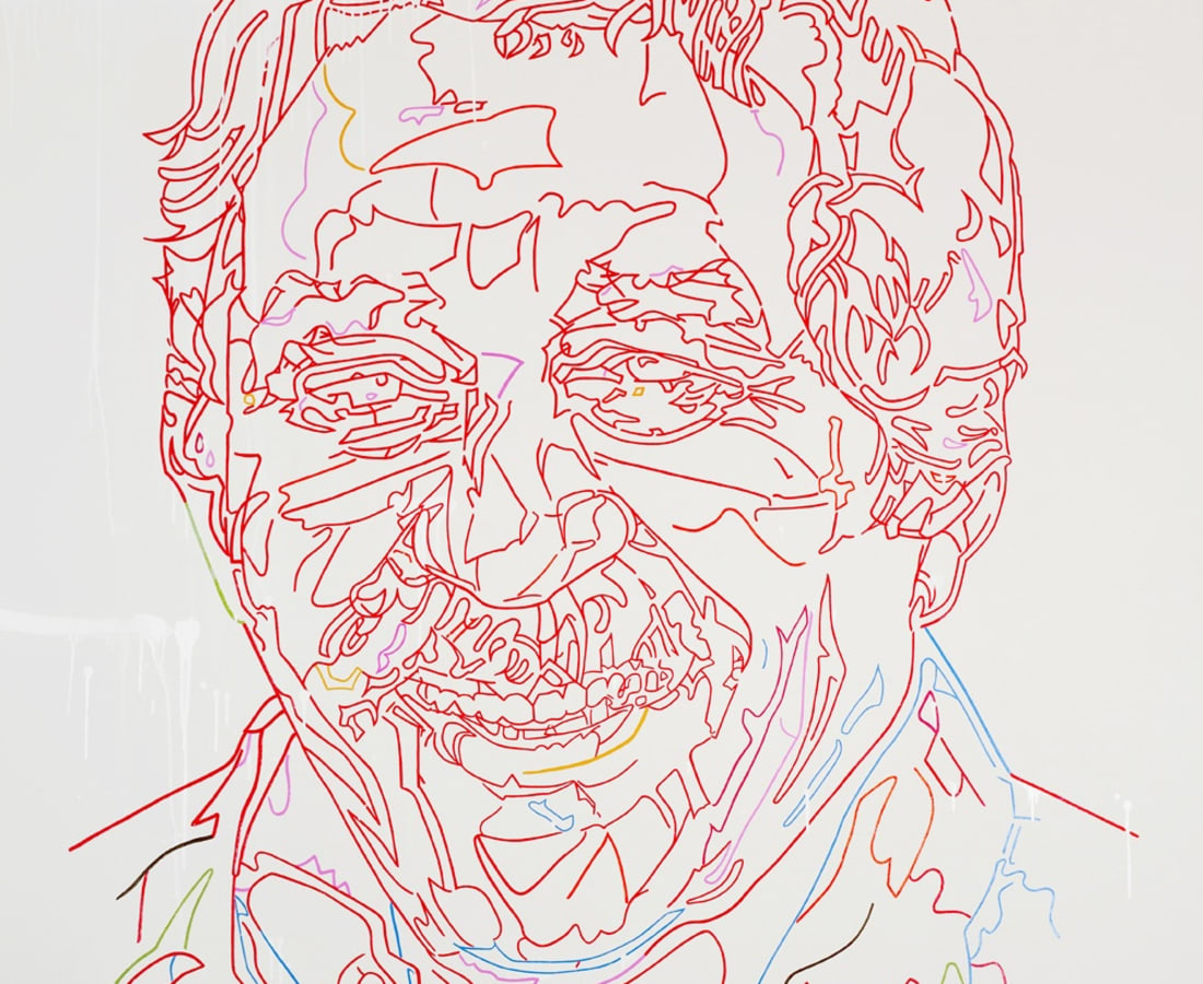 Farsad Labbauf, Liquid Light - (A Portrait of Gabo), 2011