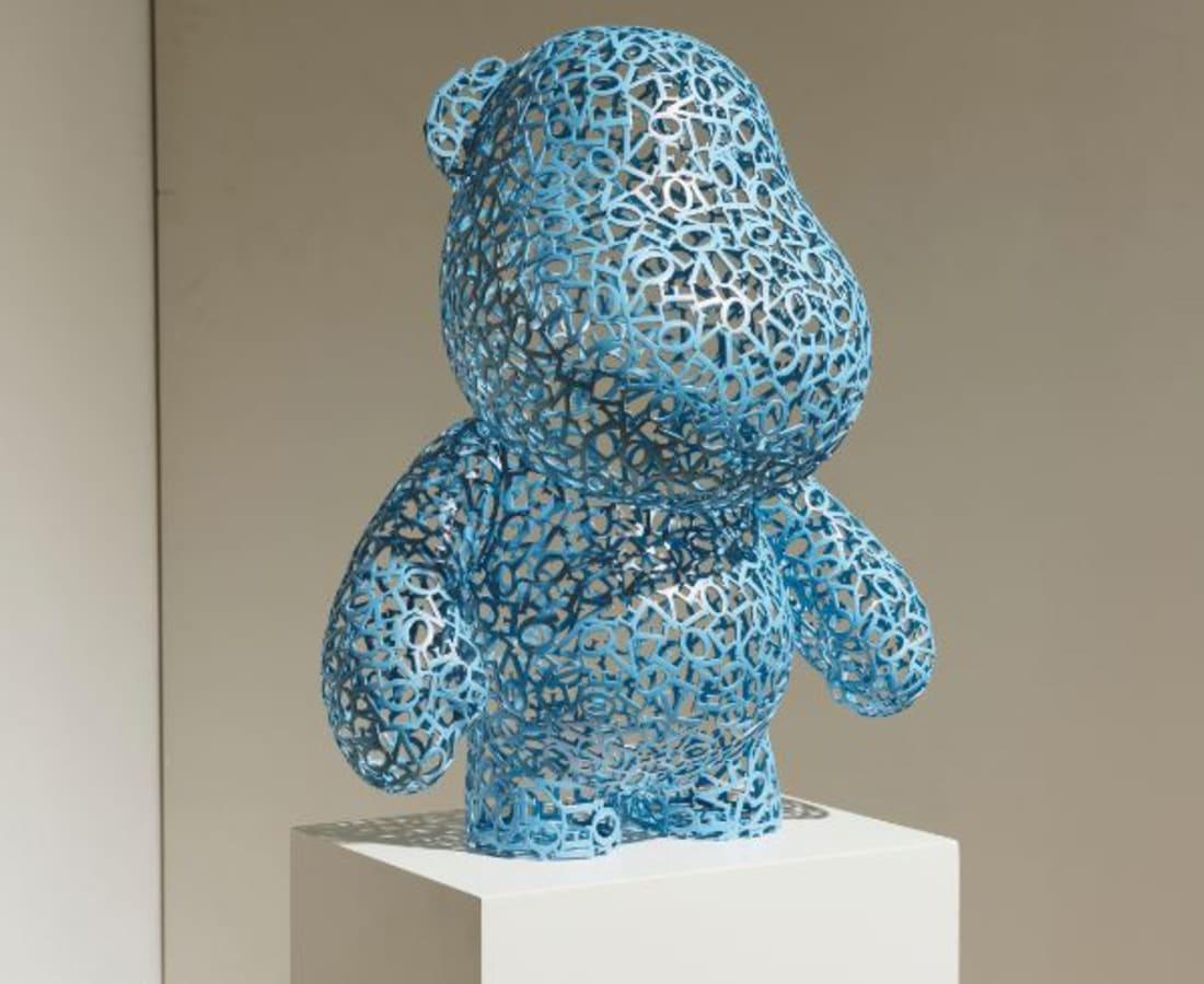 Byung Jin Kim, Toy-Love (Bear), 2017