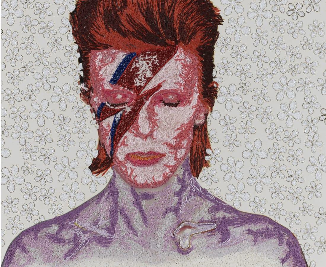 Stephen Wilson, Aladdin Sane, David Bowie