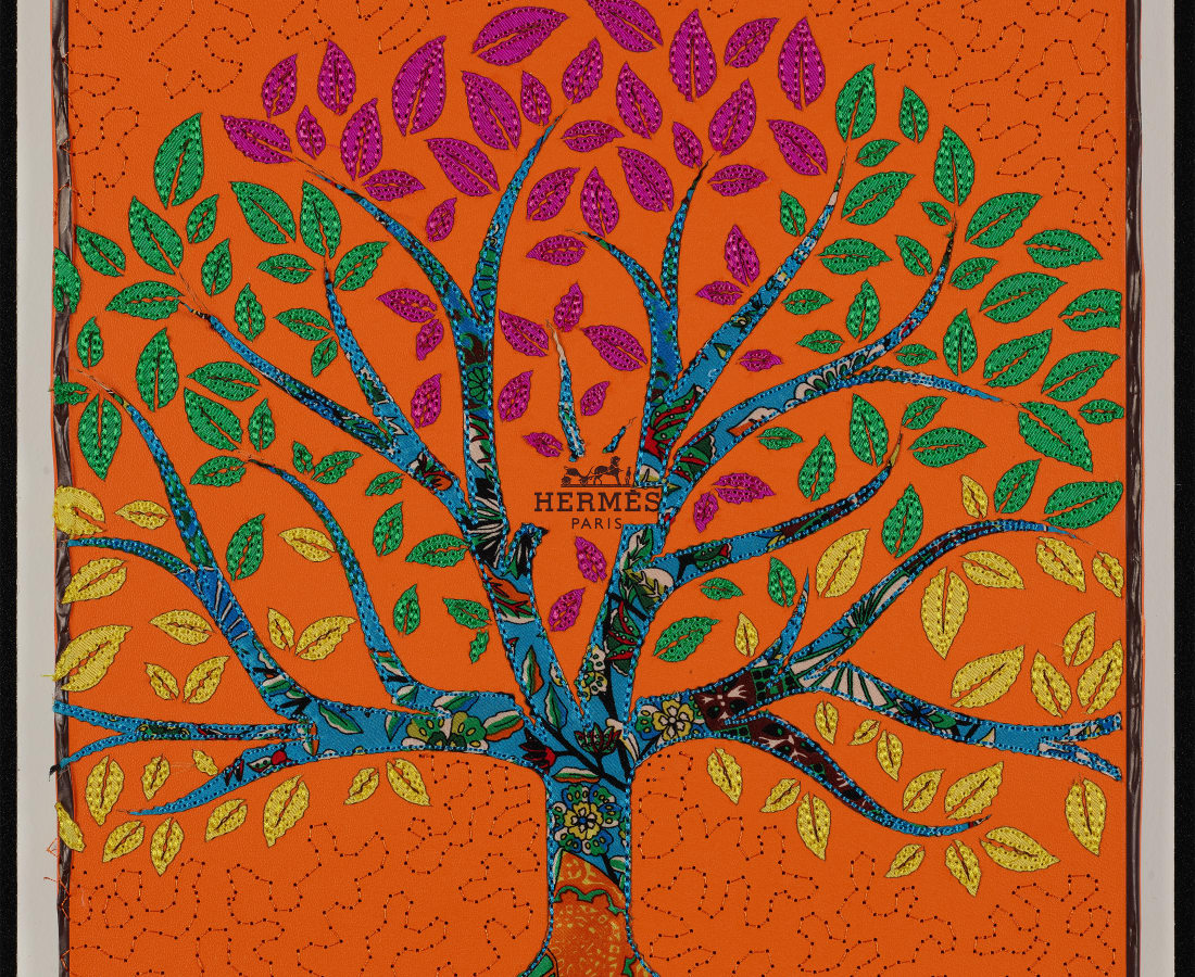 Stephen Wilson, Vibrant Tree of Life