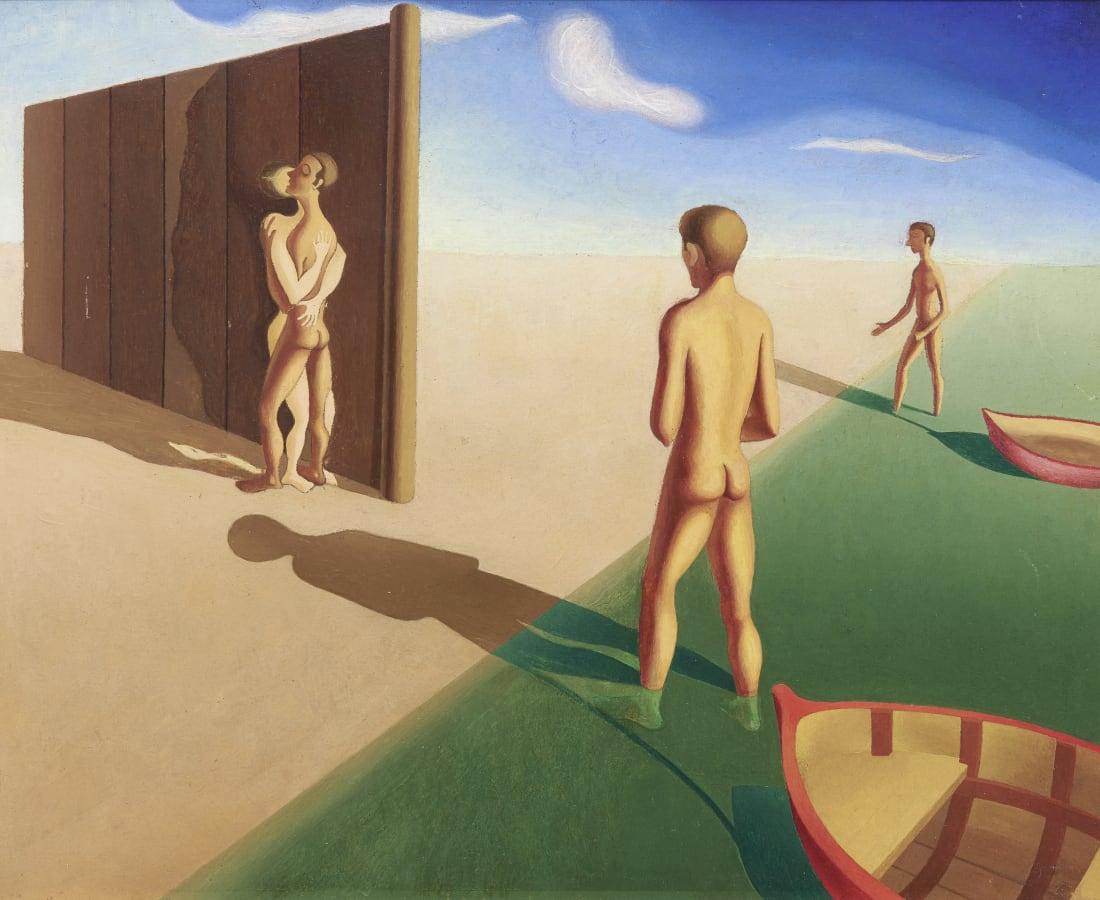 Luis Barragán, La búsqueda del amor, 1938