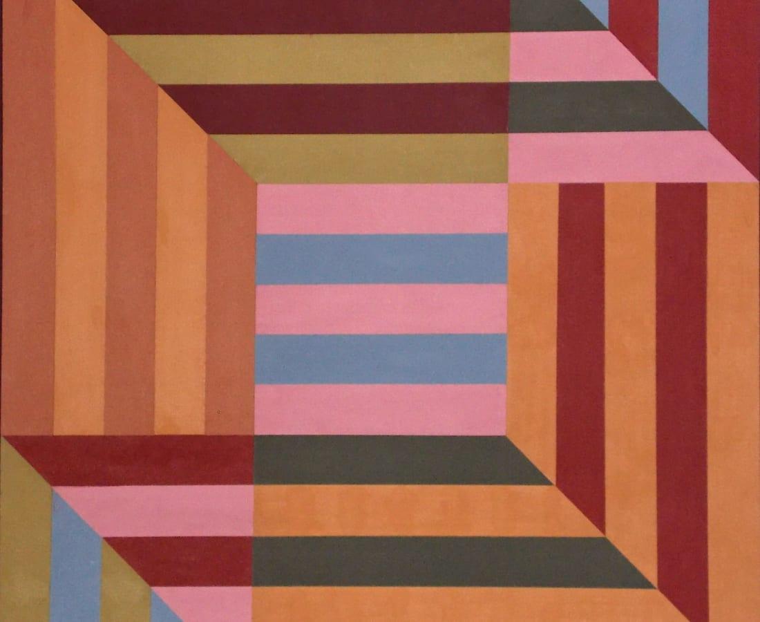 ROY OSBORNE, Emblem Study 27 (Cube), 2013